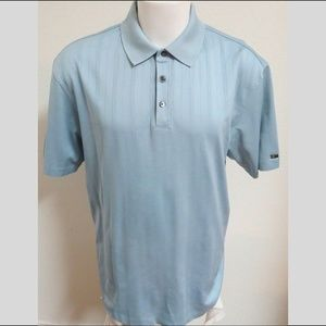 XL Textured Nike Dri-Fit Tiger Woods Men #71X Polo